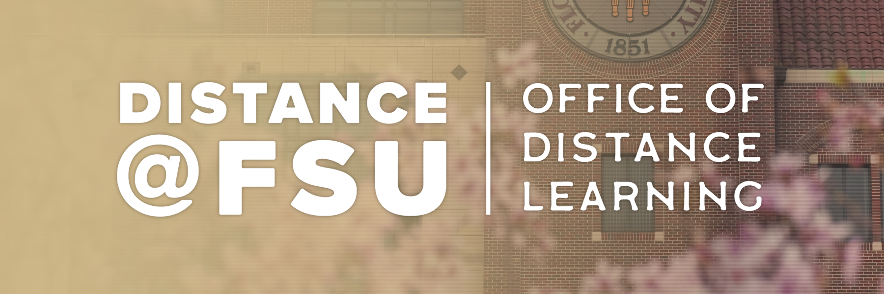 distance at fsu | Office of Distance Learning