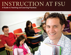 picture of Instruction at FSU book cover